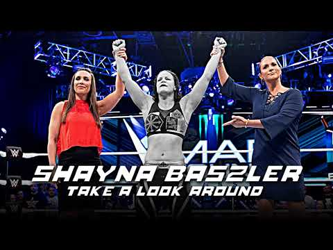 2017: Shayna Baszler 1st WWE Theme -
