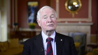 His Excellency the Right Honourable David Johnston champions #LearningAbroad thumbnail