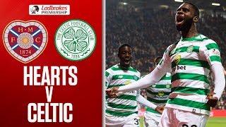 Hearts 1-2 Celtic | Late Edouard Winner on Lennon's Celtic Return! | Ladbrokes Premiership thumbnail