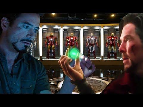 AVENGERS 4 Dr Strange SENT TIME STONE INTO THE FUTURE en streaming