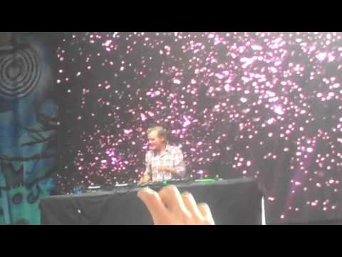 Avicii- Enough Is Enough Live @ Identity Festival DC 2011