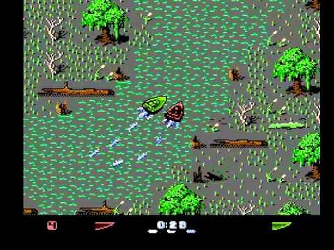 Eliminator Boat Duel [Atari Oyunu]