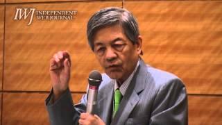 130516 「立憲フォーラム」 第2回勉強会 講師:田原総一朗氏
