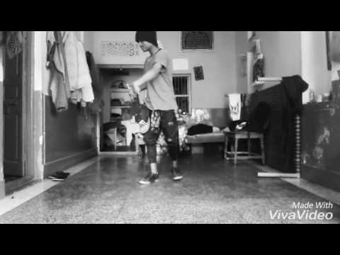 krump style in hindi song tere ley(prince) by vicky singh(vanshul)