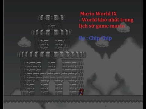 Mario Forever Roman Worlds (v3.0.5) - World IX (Hard And Long Gameplay History Of Mario)