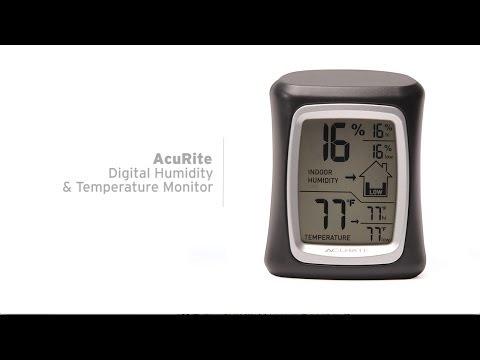 Best Indoor Humidity Monitors – 2019 Buyer's Guide