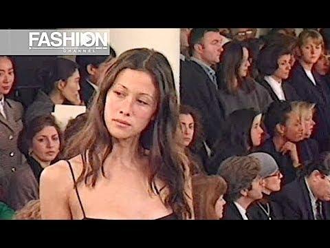CALVIN KLEIN Fall 1993 New York - Fashion Channel