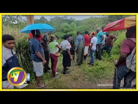 Jungle Justice St. Mary Residents Corner Robbers | TVJ News - June 12 2021
