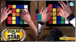 Spiel 8 - Rubik's Race - Schlag den Star