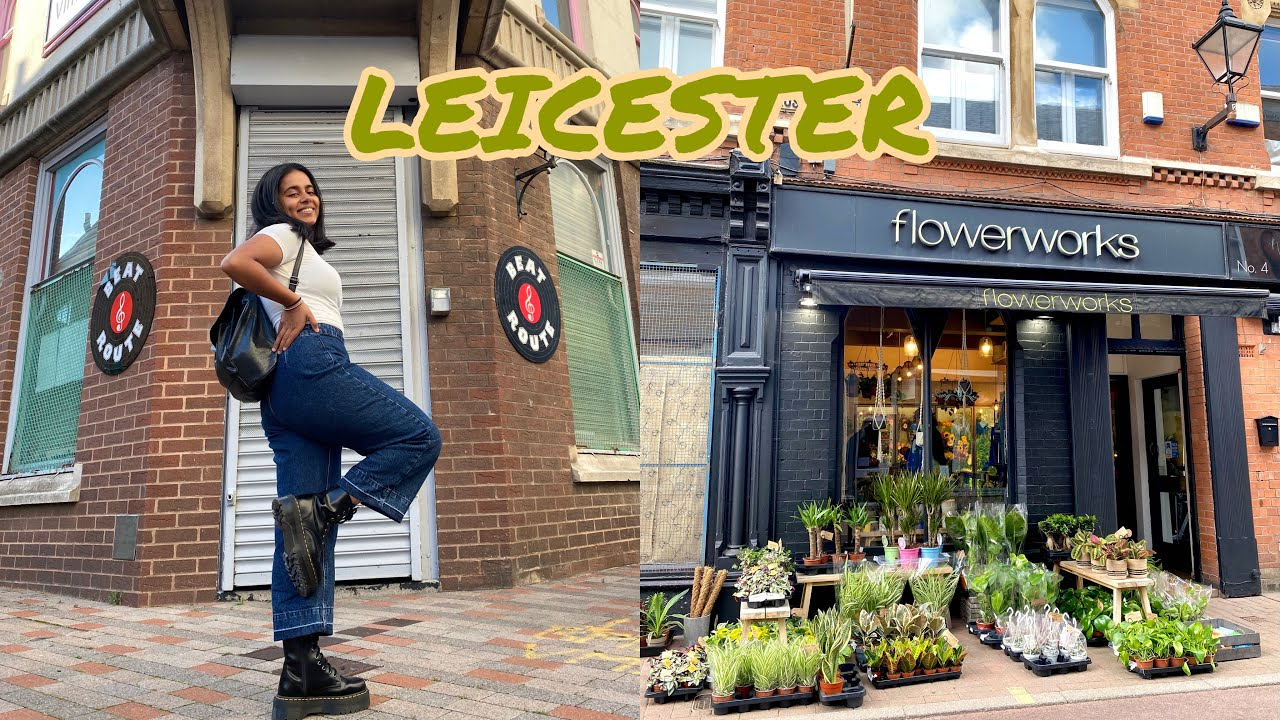 Download Should I live in LEICESTER? | Living expenses in Leicester