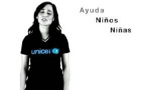 Regalos de Corazón (UNICEF) - Julieta Venegas