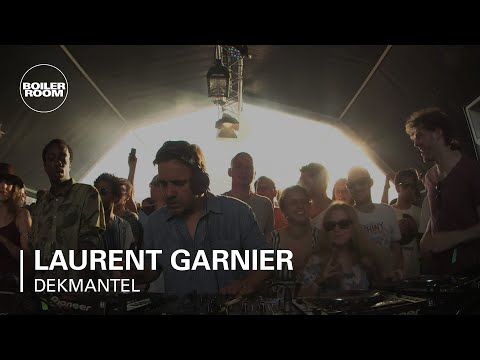 Laurent Garnier Boiler Room DJ Set at Dekmantel Festival