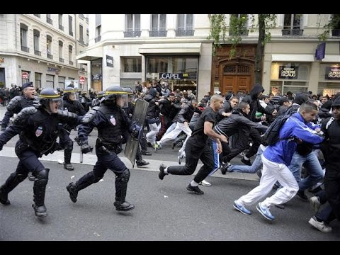 France Prepares for Civil War, The Truth About the Staged Mi