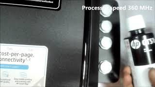 HP Z4B53A Deskjet 415 W-iFi Tanklı Yazıcı / Tarayıcı / Fotokopi