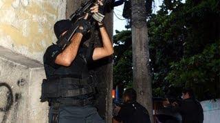 [+18] [Cenas Fortes] C.O.R.E na Favela do Rola