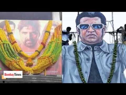 Akshay Kumar Gets Rajinikanth Treatment by Fans Over 'Gabbar Is Back'
