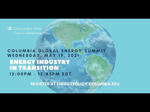 Energy Industry in Transition