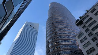 ⁴ᴷ⁶⁰ Walking NYC (Narrated) : 53rd Street, Midtown Manhattan from Hell's Kitchen to Sutton Place