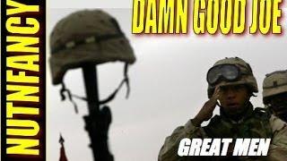 """A Damn Good Joe: Qualities That Make Men Great"" by Nutnfancy"