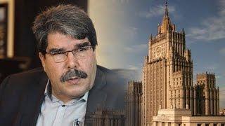 روسيا تصدم حزب الاتحاد الديمقراطي وتوجه ضربة لصالح مسلم بعد اتصالها بأعدائه-تفاصيل