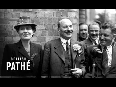 Labour's Landslide Election Win (1945) | A Day That Shook the World