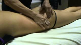 Антицеллюлитный массаж талии для похудения