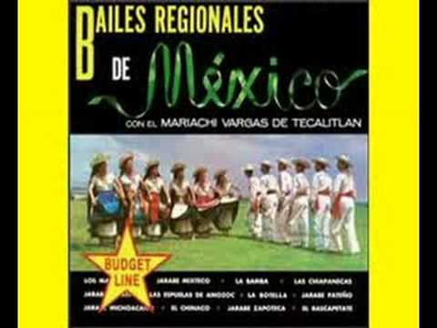 Mariachi Vargas de Tecalitlan  Jarabe Michoacano