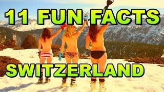 11 Amazing Fun Facts About Switzerland