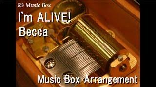 "Video I'm ALIVE!/Becca [Music Box] (Anime ""Black Butler"" ED) download MP3, 3GP, MP4, WEBM, AVI, FLV November 2017"