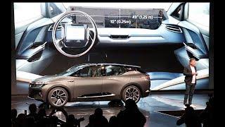 Byton EV, Nvidia Autonomous Cars - CES 2018 Media Day 1 Roundup