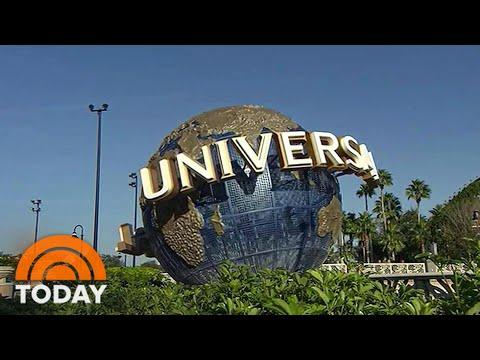 Disney, Universal, SeaWorld, Legoland Reveal Plans To Reopen Theme Parks | TODAY