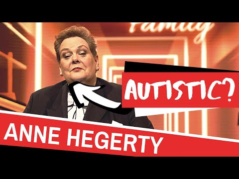 Is Anne Hegerty Autistic? - The Chase & I'm A Celebrity Get Me Out Of Here!)
