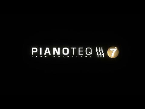 Modartt introduces Pianoteq 7