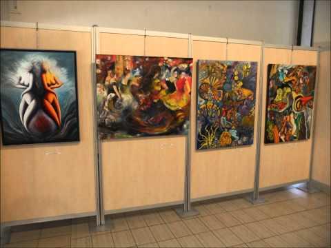 6ieme printemps des Artistes   mai 2011 part1