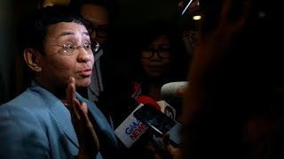 Head of Philippines news site arrested
