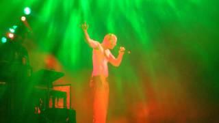 Thomas D. - Krieger Live in Augsburg am 18.12.2011