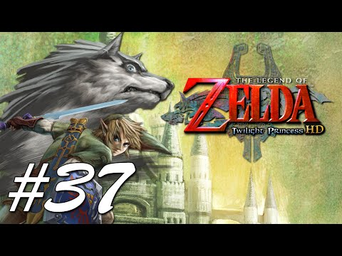 Twilight Princess HD - Episode 37 | Getting The Sinking Lure