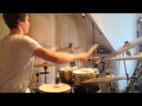 Robbie Williams - Let Me Entertain You (Drum cover by Mati B)