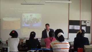 Encouraging Girls to Major in Science Talk by Dr. David E. Harker