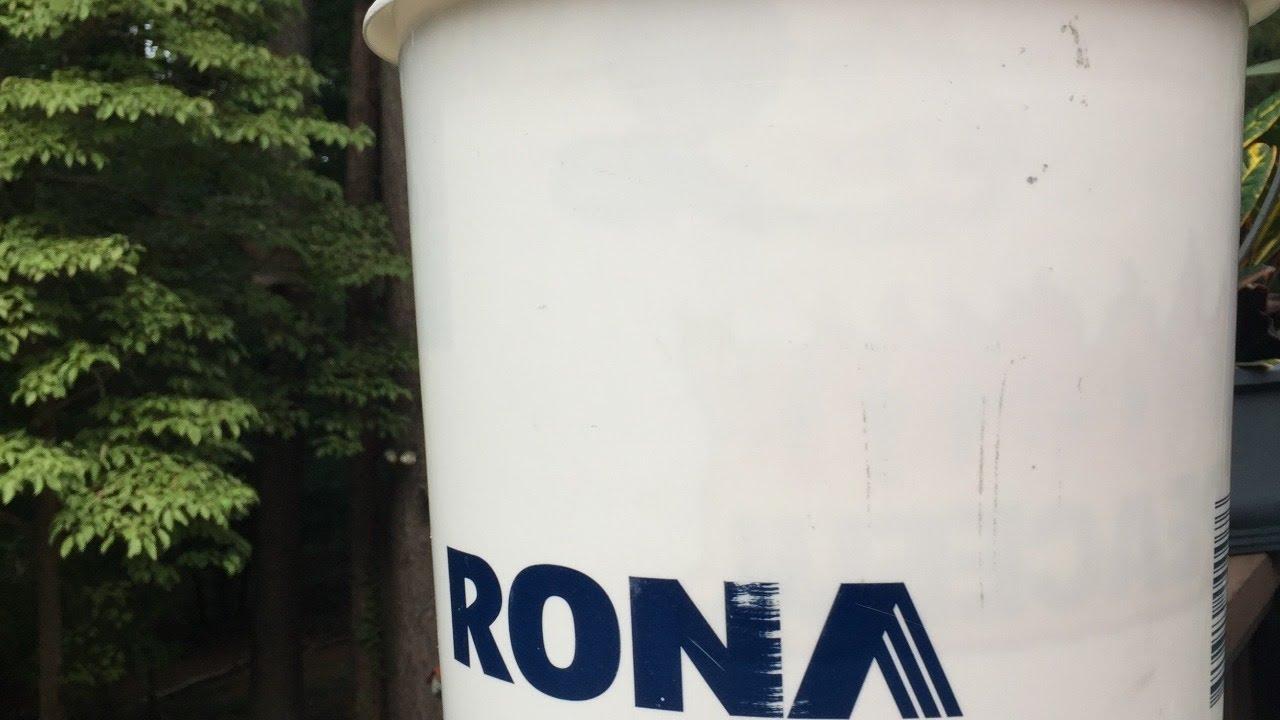 'Rona Bucket Challenge 721