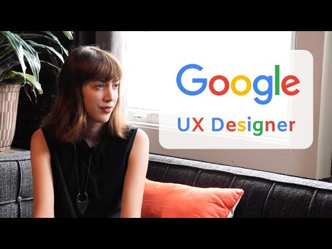 1:1 with Google UX Designer (formerly at Etsy, Fab.com)