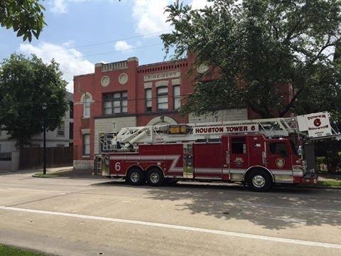 Houston Fire Museum      WTTH 22