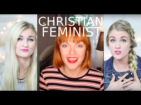 Jesus is a feminist, Girl Defined clap-back  | God is Grey