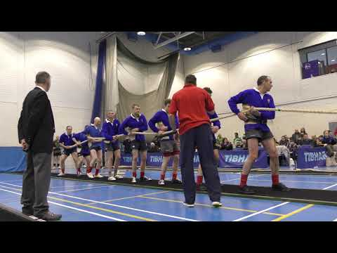 British & Irish International Open 660kg Final - St. Pats V Tinto Farmers, Scotland - 1st End