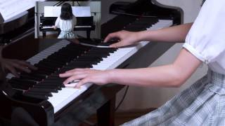 2015年7月21日 録画、 使用楽譜;ぷりんと楽譜・上級.