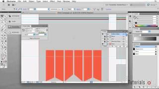 Adobe Illustrator CS5 Essentials Using the Transform Panel & Nudging