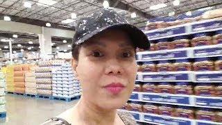 Việt Hương đi chợ Mỹ - Gà Rô-ti có US$4.99/con. Rẻ quá! [LIVE]