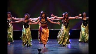Marathi Medley | SPB | SHIAMAK Vancouver Summer Funk 2018 | Dance Performance