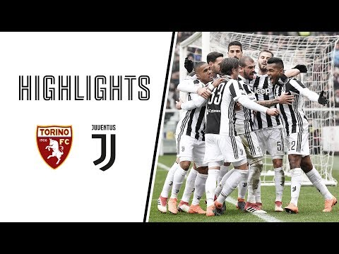 HIGHLIGHTS: Torino vs Juventus 0-1 - Serie A - 18.02.2018