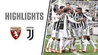 HIGHLIGHTS: Torino vs Juventus 0-1 - Serie A - 18.02.2018